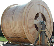 Custom Machining of a Large Wooden Wheel for the Aerospace Industry